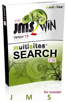 Multisites Search for joomla 1.5, 2.5 and 3.x - Version 1.0
